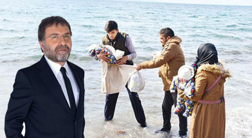 Ahmet Hakan, mülteci kararını savundu
