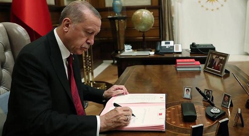 Erdoğan'dan önemli atamalar