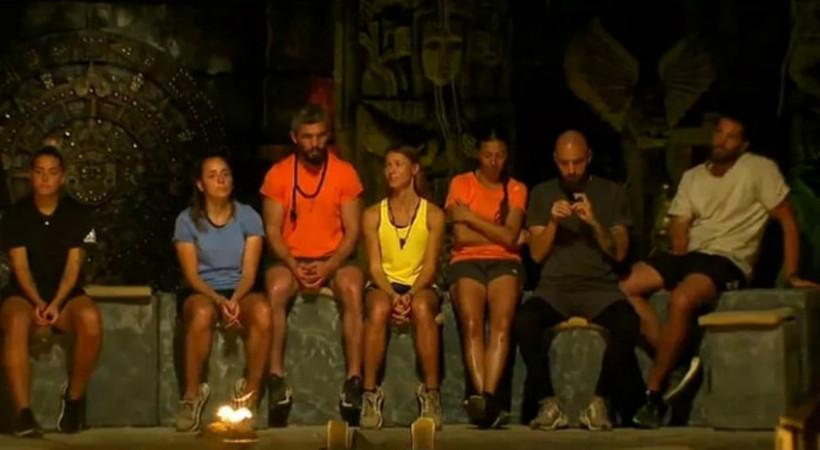 Survivor'da dokunulmazlığı hangi takım kazandı, eleme adayı kim oldu?