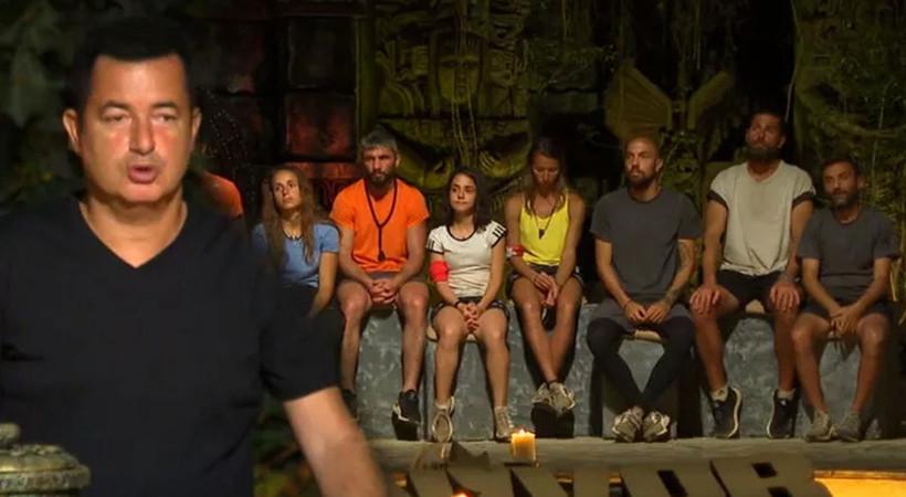 Ünlüler takımına büyük şok! Survivor'da eleme adayı kim oldu?