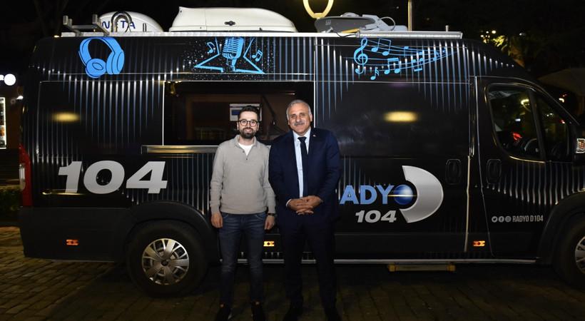Başkan Zorluoğlu Radyo D'ye Trabzon'u anlattı