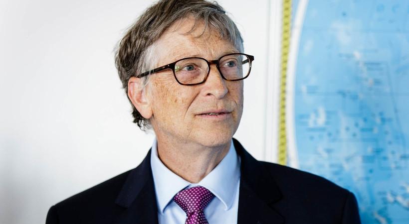 Bill Gates Microsoft'tan istifa etti!