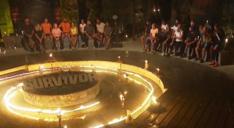 Survivor'da bu hafta ilk eleme adayı kim oldu?