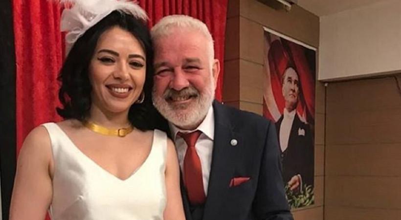 Ünlü gazeteci ve spiker evlendi