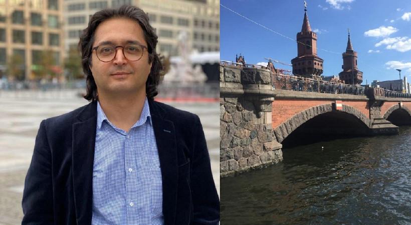 Almanya'da yaşayan gazeteci MedyaTava'ya konuştu