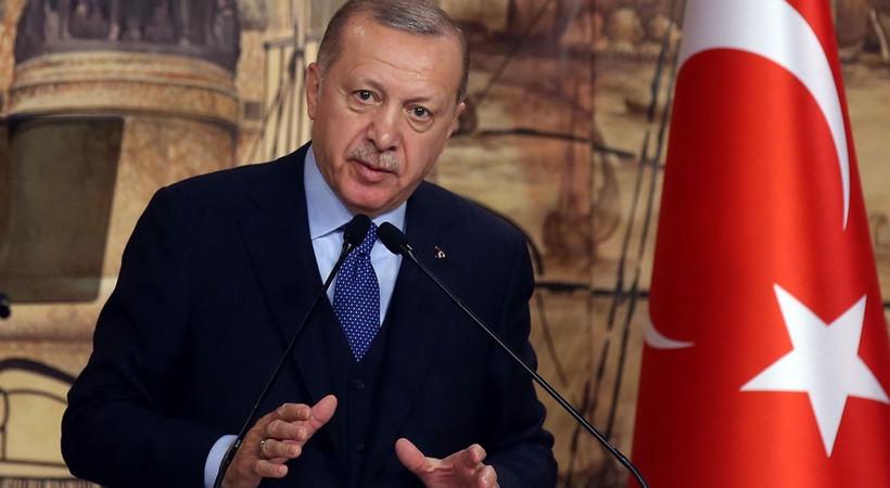 Erdoğan'dan iki gece üst üste 'sokağa çıkmayın' uyarısı!