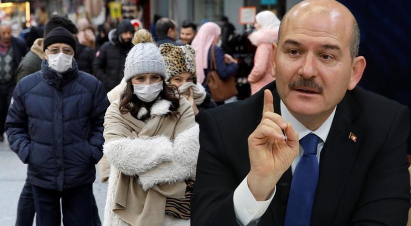 Bakan Soylu'dan flaş sokağa çıkma yasağı açıklaması!
