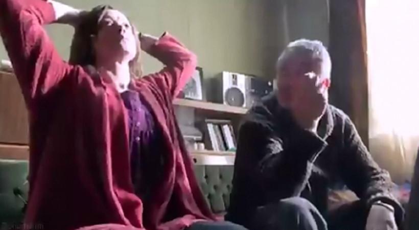 Nuri Bilge Ceylan'la Bennu Yıldırımlar'ın konuşması gündemde