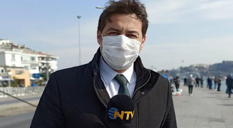 Coronavirüse yakalanan NTV muhabirinden yeni haber