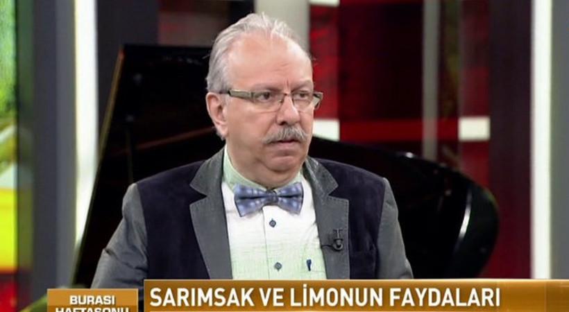 Ekranın ünlü profesörü Coronavirüs'e yakalandı