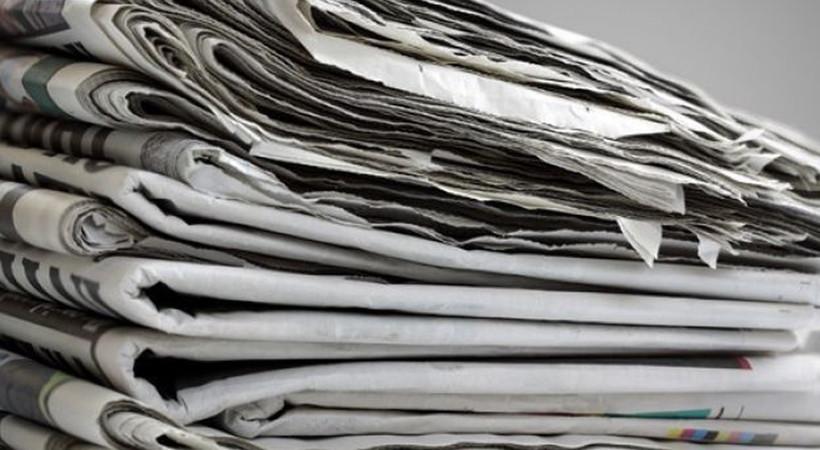 Sokağa çıkma yasağı sonrası basılmış gazeteler ne olacak?