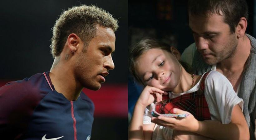 Neymar'dan '7. Koğuştaki Mucize' paylaşımı: 'Çocuk gibi ağladım'
