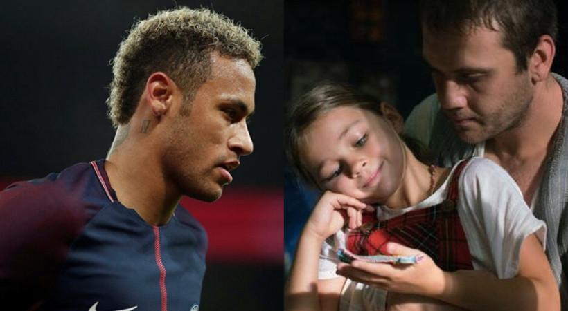 Aras Bulut İynemli'den Neymar'a teşekkür