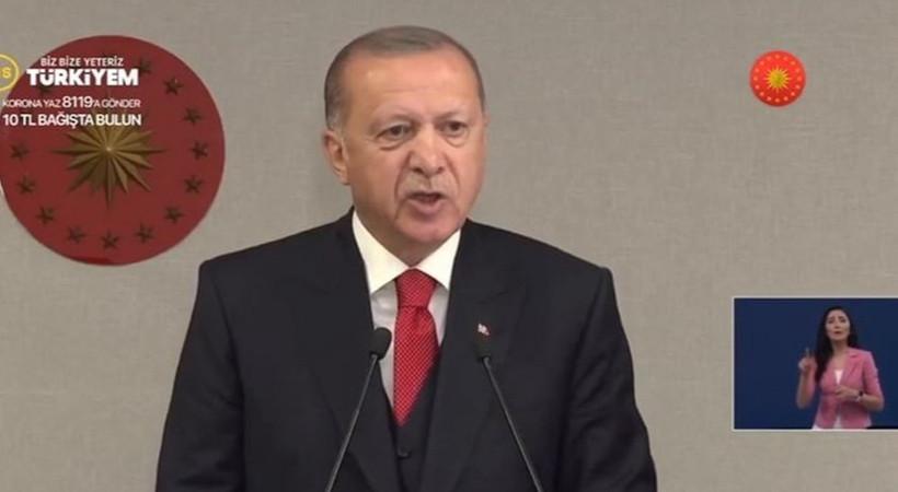 Cumhurbaşkanı Erdoğan açıkladı... 4 günlük sokağa çıkma yasağı ilan edildi!