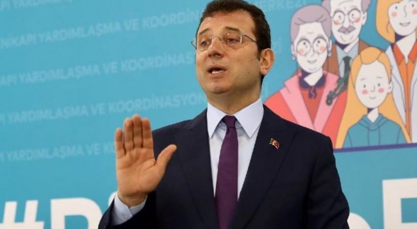 """İmamoğlu'ndan Erdoğan'a yanıt: """"Millete ekmek dağıtan belediyelere, 'terör örgütü', muamelesi yapılmaz!"""""""