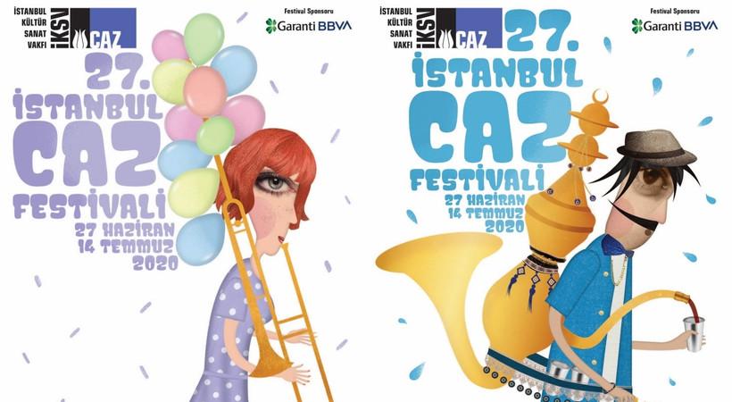 27. İstanbul Caz Festivali ertelendi!
