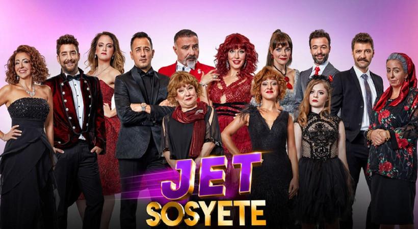 Jet Sosyete sürpriz konukla final yapıyor