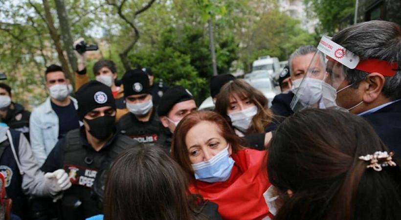 DİSK Başkanı Çerkezoğlu ve 25 sendikacıya gözaltı!