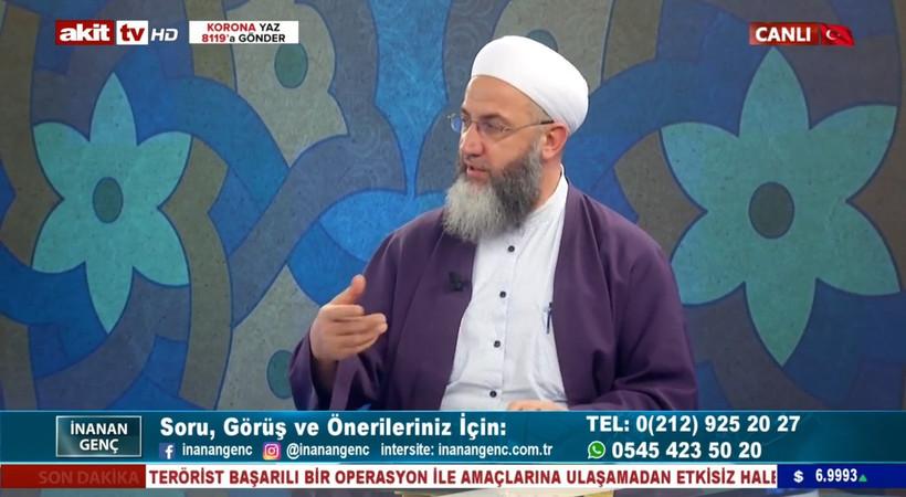 Akit TV'de skandal sözler: Orucunu hanımıyla...