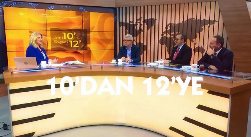 Siyasilerden tv100'e tebrik mesajları