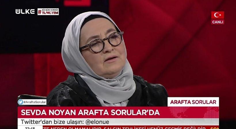 Ülke TV ve Kanal 7'den Sevda Noyan açıklaması