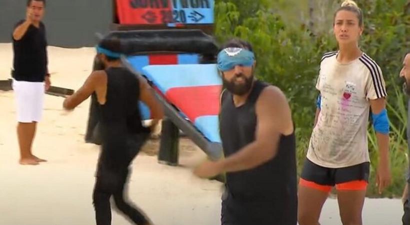 Survivor'da Acun Ilıcalı çileden çıktı! Evrim, Yasin'i korudu