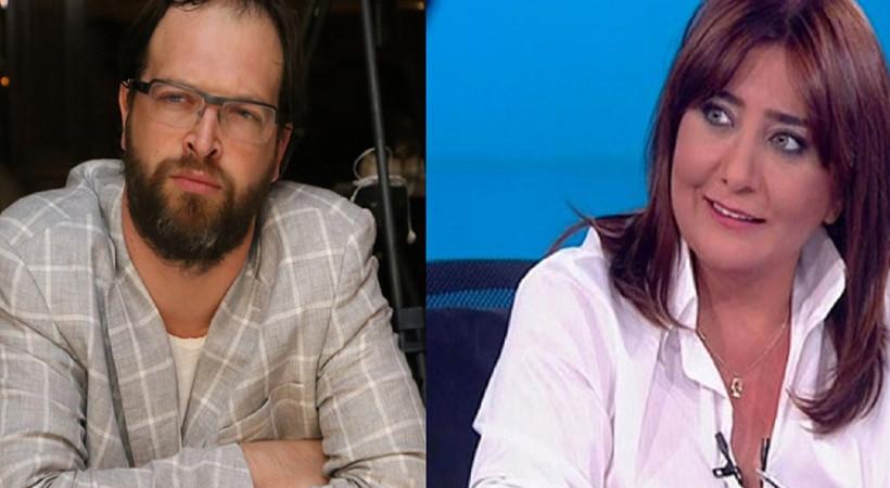 Fatih Tezcan'dan Habertürk yazarına tehdit