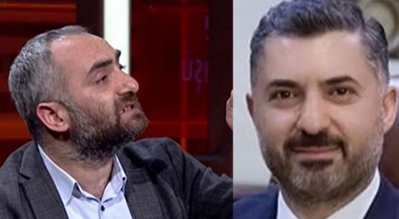 İsmail Saymaz ve RTÜK Başkanı arasında tartışma!