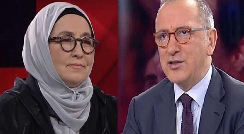 Fatih Altaylı'dan RTÜK'e Sevda Noyan tepkisi