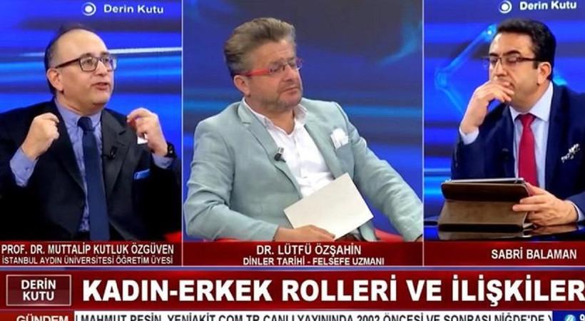 Akit TV'deki o sözlerin ardından işine son verildi
