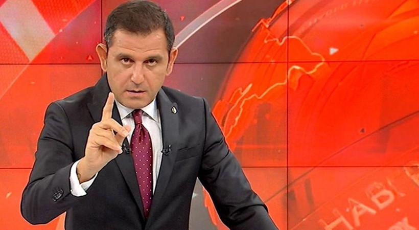 Fatih Portakal'dan o Bakan'a sert tepki: 'Benden kesinlikle helallik istemeyin'
