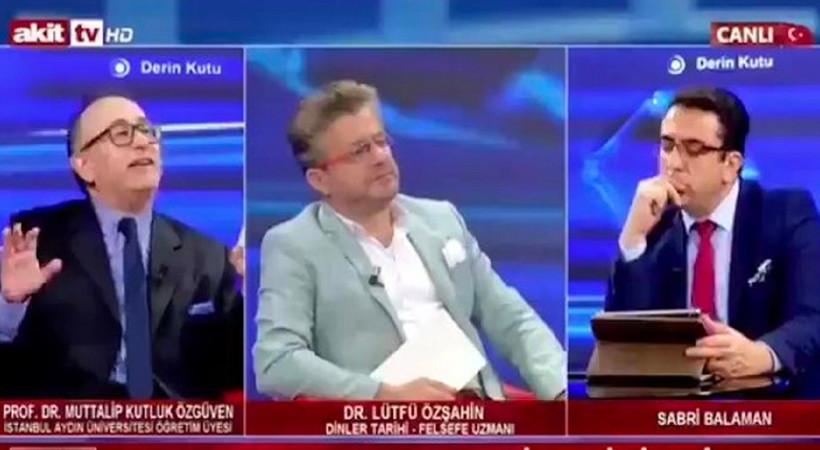 CHP'den Akit TV'deki profesör için bir hamle daha