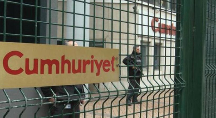 Cumhuriyet gazetesine basın tarihine geçecek ceza