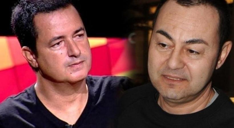 Serdar Ortaç'tan flaş Acun Ilıcalı açıklaması: 'Durup dururken mevzu yaratmayın'