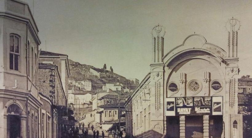 Trabzon Opera Binası yeniden açılsın çağrıları büyüyor!