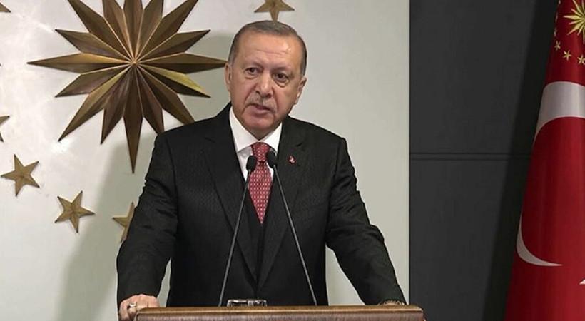 Cumhurbaşkanı Erdoğan suç duyurusunda bulundu, bir kişi gözaltına alındı!