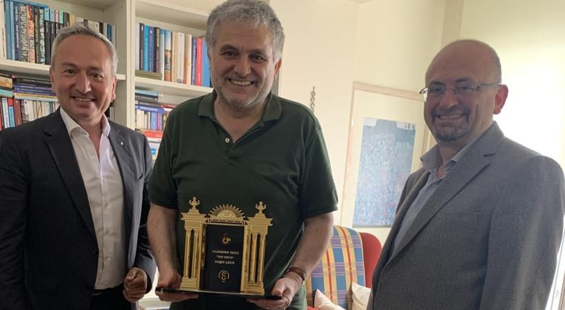 Galatasaraylılar Derneği'nden online ödül töreni