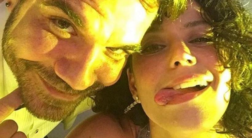 Beren Saat'ten Kenan Doğulu'ya kafa karıştıran kutlama: 'Beceremediğimiz evlilik olsun'