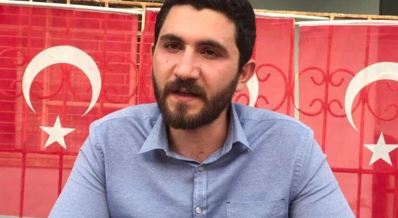 CHP Yüreğir Gençlik Kolları Başkanı Eren Yıldırım'a tahliye!