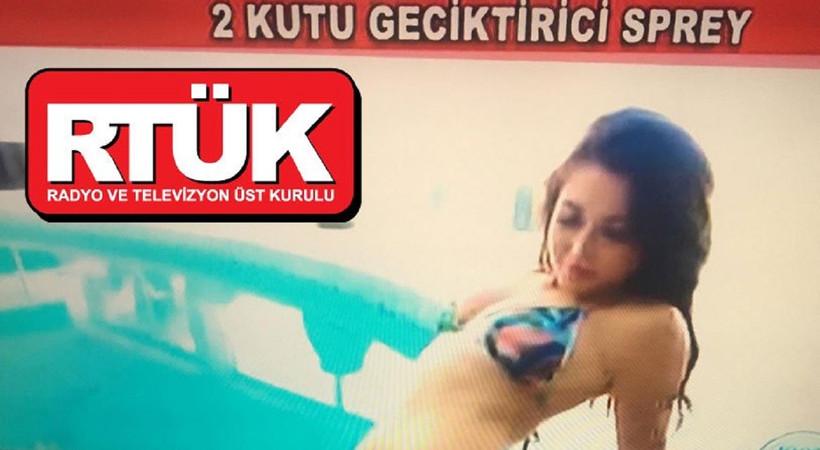 Faruk Bildirici'den RTÜK'e cinsel ürün tepkisi!
