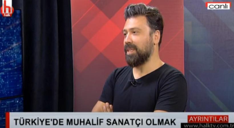 Ünlü oyuncu: TRT'nin kara listesindeyim