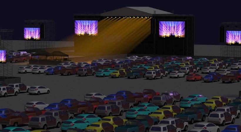 Arabalı Konserler başlıyor