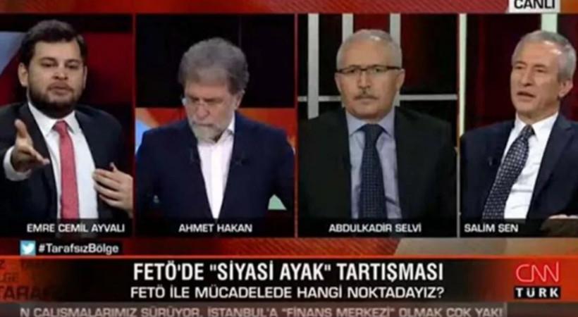 AK Parti Tanıtım ve Medya Başkan Yardımcısı istifa etti!