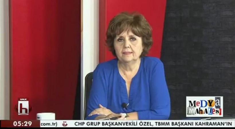 Ayşenur Arslan Halk TV'den ayrıldı mı?