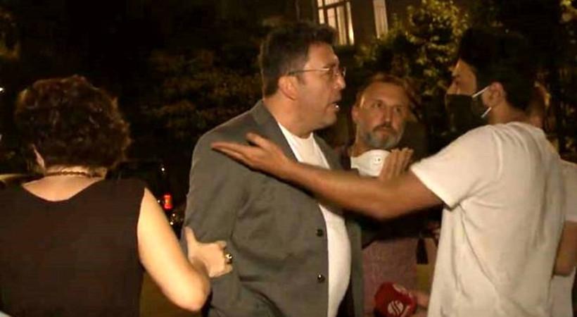 Emre Kınay sonu karakolda biten tartışmayı anlattı