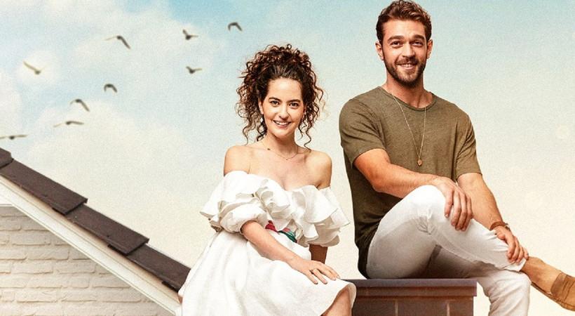 Çatı Katı Aşk'ın afişi yayınlandı