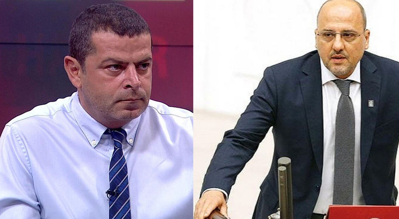 Cüneyt Özdemir'le Ahmet Şık'tan ağır hakaretler!