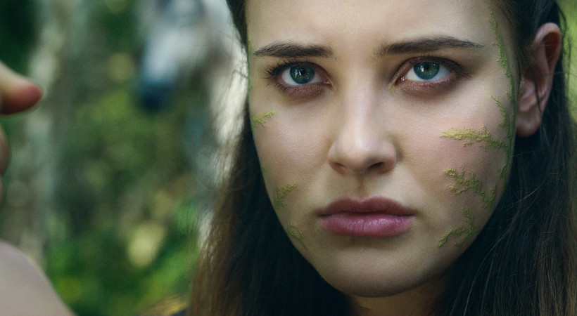 Netflix'in yeni fantastik dizisi Cursed'ten tanıtım