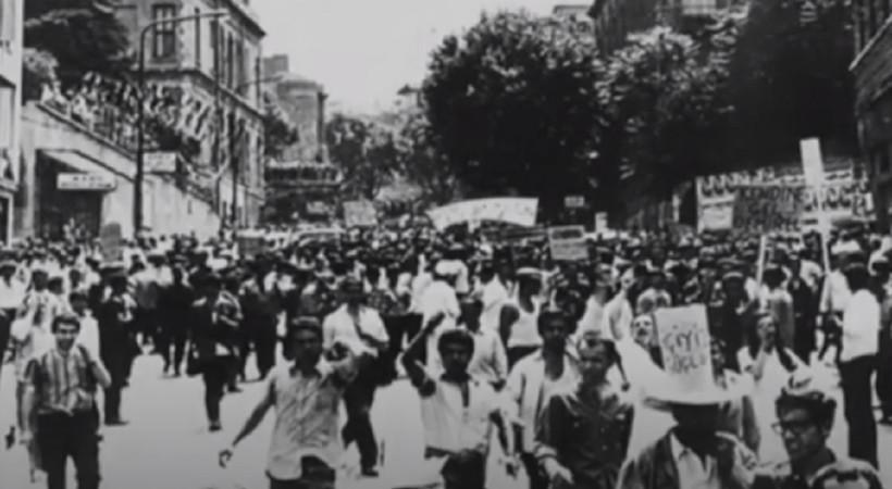 İşçi Direnişi'nin 50. yılında Dünya'dan belgesel