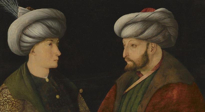 İBB Londra'da açık artırmaya çıkan Fatih Sultan Mehmet portresini satın aldı!